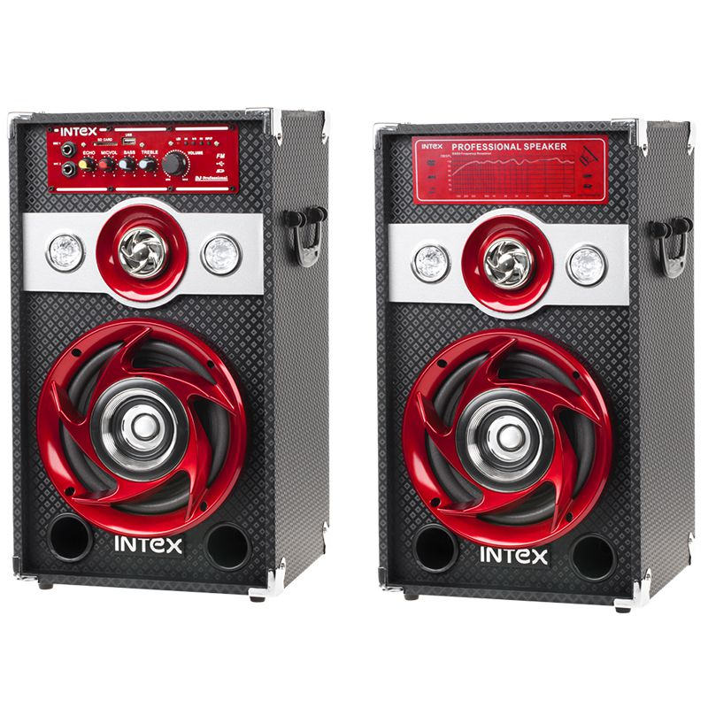 Sistem boxe audio Intex 2x30W,USB/SD/FM radio