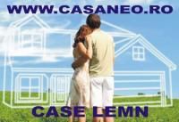 Case Lemn Casaneo