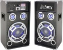 Set boxe audio Party Light&Sound Karaoke 10,400W