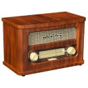 Radio cu aspect retro Madison cu Bluetooth & Radio FM ,USB si acumulator