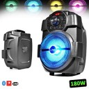Boxa portabila Party Light & Sound Party-Handy 18