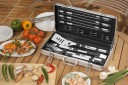 Set Barbeque BBQ-10 ,10piese ,inox,diplomat