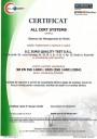 Certificarea Sistemului de Management de Mediu al EURO QUALITY TEST