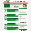 Website pentru firma AXA Rent a Car