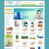 Website pentru firma SC Bio Integra SRL