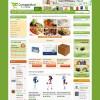 Website pentru firma S.C Kevserv S.R.L.