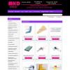 Website pentru firma MKD Professional Shop SRL