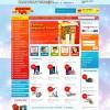 Website pentru firma Nicoro Trading