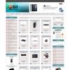 Website pentru firma Sc PcBit electronics SRL
