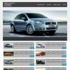 Website pentru firma MVM Rent A Car Timisoara