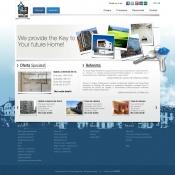 Website pentru firma Casa Regal Imobiliare