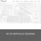 Website pentru firma INNOVATIVE WEB PROJECTS