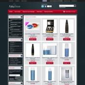 Magazin online - Aparate makeup si tatuaje, Cosmetice, Pigmenti