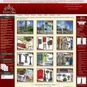 Website pentru firma KRONEMAG MILLENIUM srl.