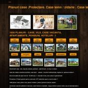 Planuri case. Proiecte case. Modele case. Case iefine