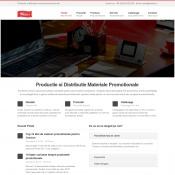 Website pentru firma Solutii In Afaceri Wedas