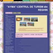 """COMPLEXUL TURISTIC \""""AYMA\"""" REGHIN"""