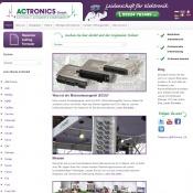 ACTRONICS