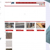 Website pentru firma Algabeth Stone Group Industry