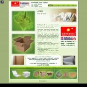 Website pentru firma SC COPERNIC SRL