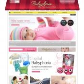 Babyphoria.ro este un magazin online cu haine pentru copii