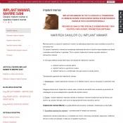 Implant Mamar, Implanturi Mamare