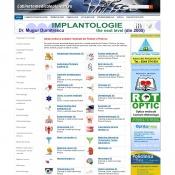 Website pentru firma AMDV ONLINE ADVERTISING SRL