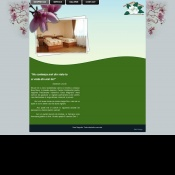 """Website pentru firma Asociatia """"Casa Magnolia"""""""