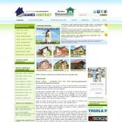 Constructii case lemn ieftine | Case americane | Preturi case |
