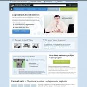 Website publicat de Laza Bogdan
