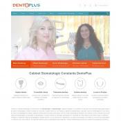 Website pentru firma Cabinet Stomatologic