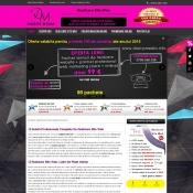 Website pentru firma Dianys Media Solutions