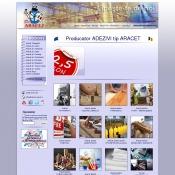 Website pentru firma SC DOCTOR ARACET SRL