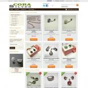 Bijuterii argint - magazin online Cora Silver