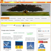 Website pentru firma ECOMOVE CONSULTING