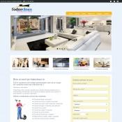 Website pentru firma Fodor Construct SRL