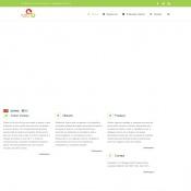 Website pentru firma SC GREEN VECTORY SRL