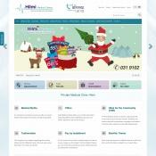 Website pentru firma Hilmi Medical Center