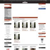 Website pentru firma JOLLYCONTOR IMPEX SRL