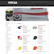 Website pentru firma Kubera Reflect SRL