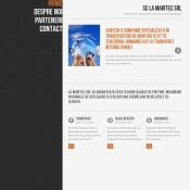 Website pentru firma Sc La Maritec SRL