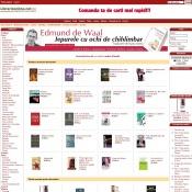 LibrarieOnline.net - Peste 10.000 de carti, audiobookuri si CD-u