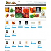 Website pentru firma Moldofruct Bucovina SRL
