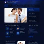 Website pentru firma Blejan Activ Services