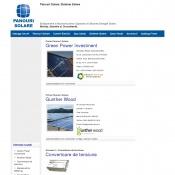 Informatii despre panouri solare