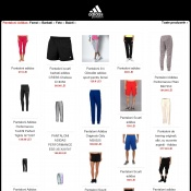 Pantaloni Adidas - Originali - De firma - Ieftini
