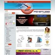 Pc-Studio Pagini Web, ReparaÈ›ii calculatoare, vanzari componente