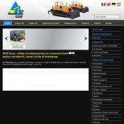 Website pentru firma SC PKD GRUP SRL