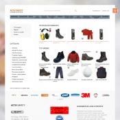 Website pentru firma ACTIV SAFETY SRL