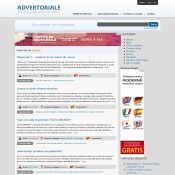 Optimizare SEO prin Advertoriale